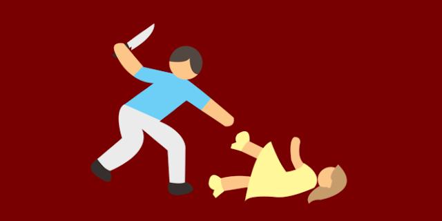 Bunuh istri!!! Buta huruf Yanto merasa selalu dibohongi isi SMS istrinya hingga akhirnya tewas di tangan suami