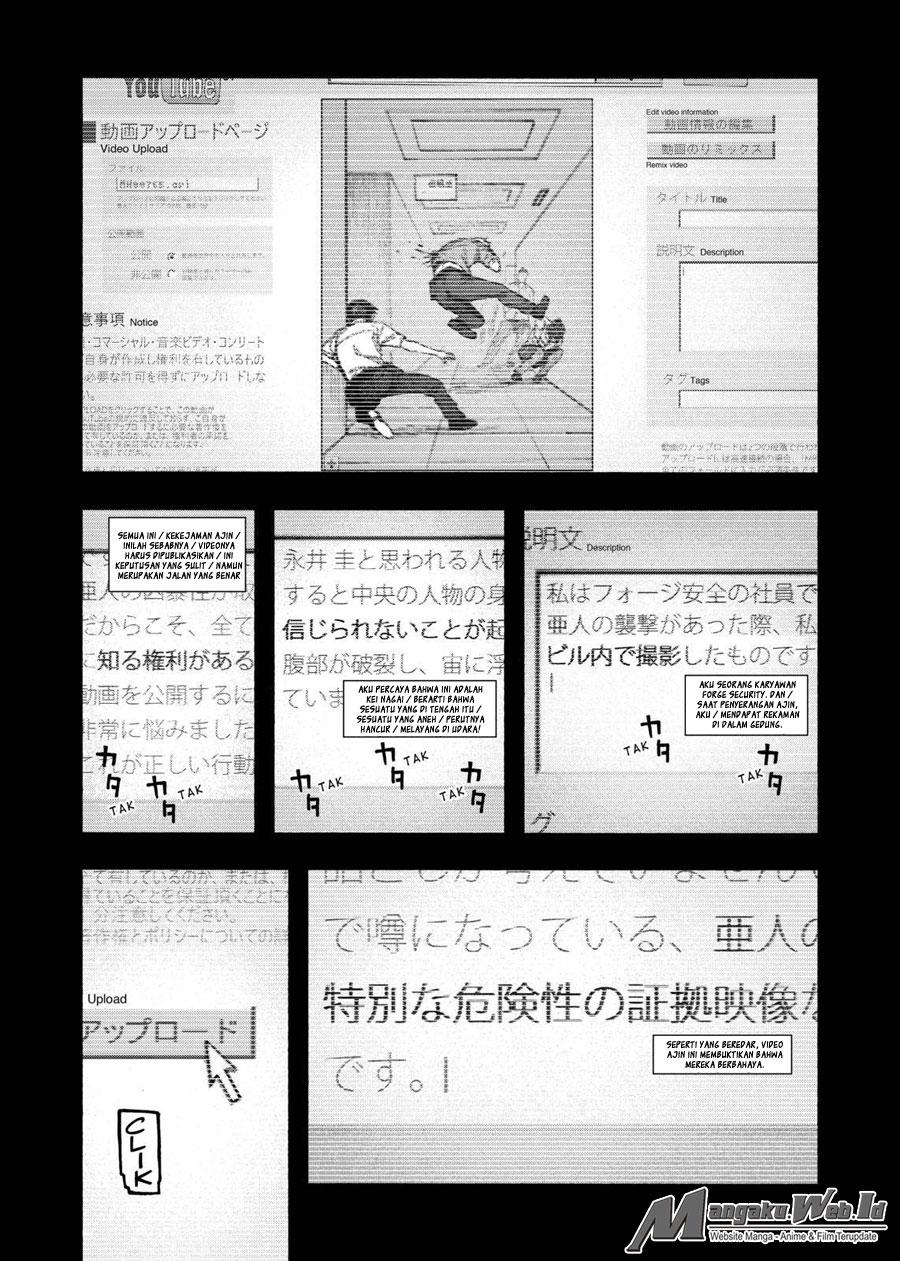 Ajin Chapter 44-1