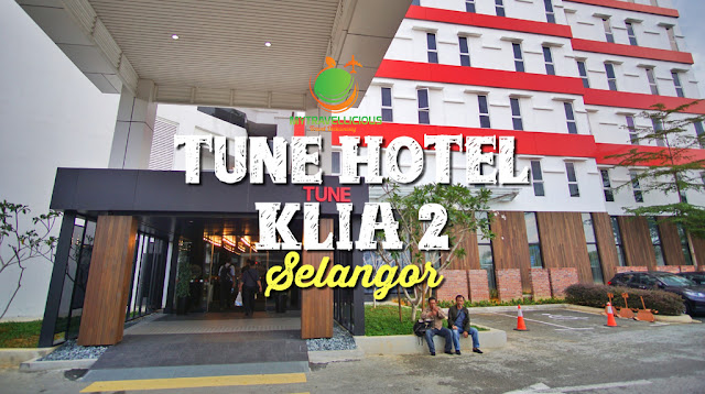 12 hours stay at Tune KLIA2 Hotel (Airport Transit Hotel
