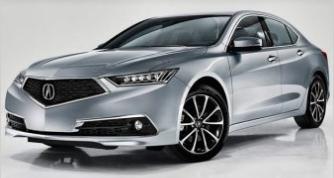 2018 Acura ILX Concept
