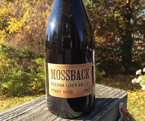 Mossback Russian River Valley 2013 Pinot Noir
