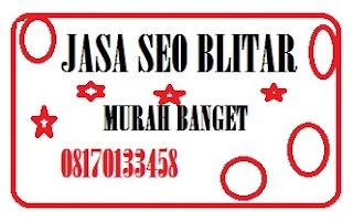 Jasa SEO Blitar Murah Banget