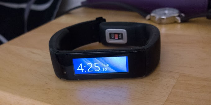 Microsoft Band apps and services will be discontinued on May 31