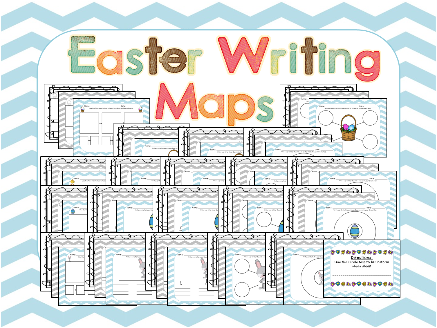 Easter Activities Language Arts