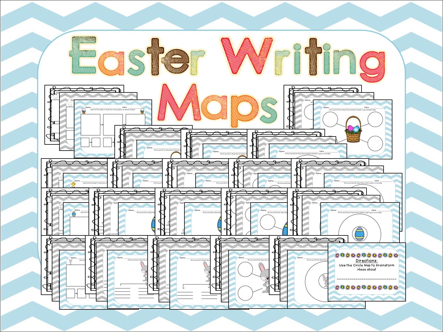 Easter Activities Language Arts