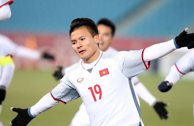 Quang Hải vào Top 500 cầu thủ có tầm ảnh hưởng nhất thế giới