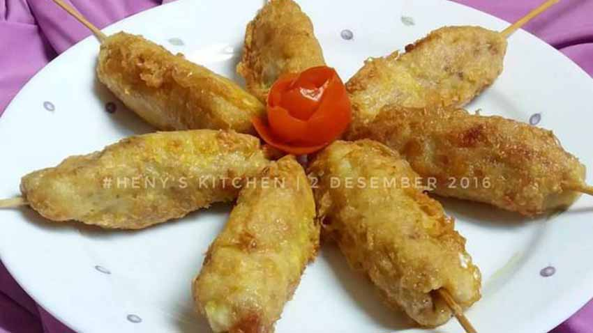 Resep Sempol Ayam Praktis by Bunda Henyta Gustiana