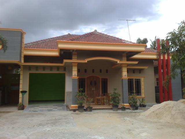 gambar rumah minimalis sederhana kampung