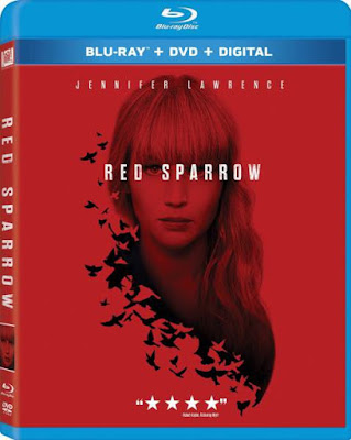Red Sparrow 2018 Eng 720p BRRip 1Gb ESub x264