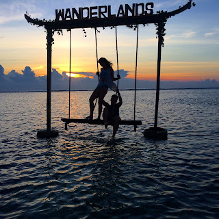 Gili T sunset