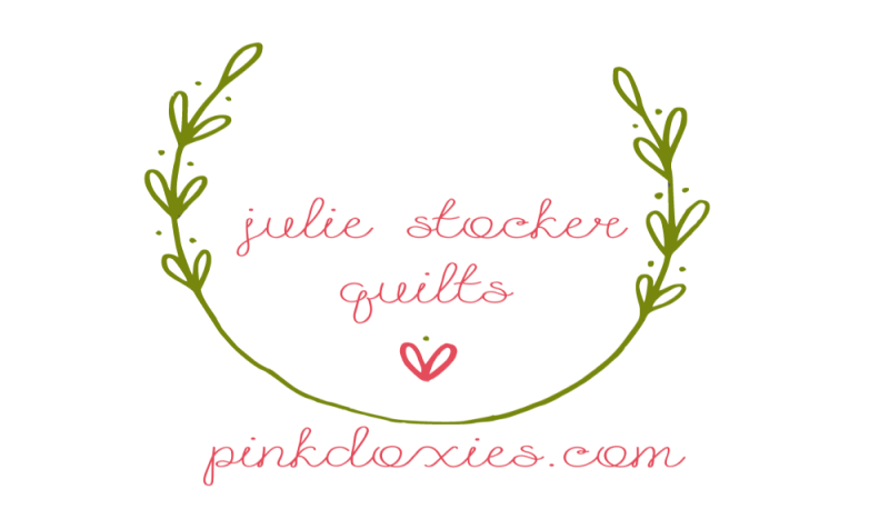 Julie Stocker Quilts at Pink Doxies