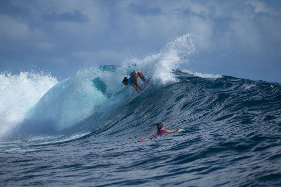 1 Malia Manuel Fiji Womens Pro Fotos WSL  Stephen Robertson