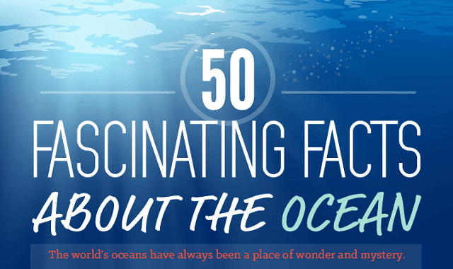 50 Fascinating Facts about the Ocean