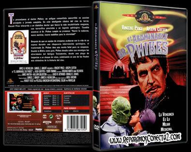 El Abominable Doctor Phibes [1971] Descargar y Online V.O.S.E, Español Megaupload y Megavideo 1 Link