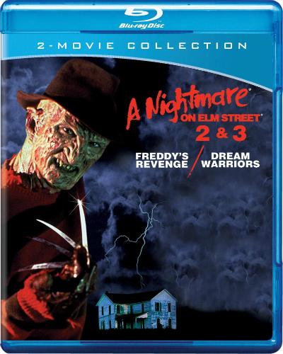 A Nightmare on Elm Street 2 & 3 [1985 – 1987] [BD25] [Latino]