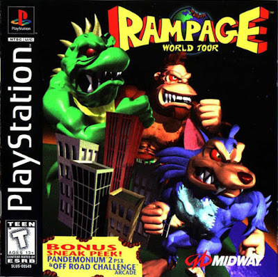 descargar rampage world tour psx por mega