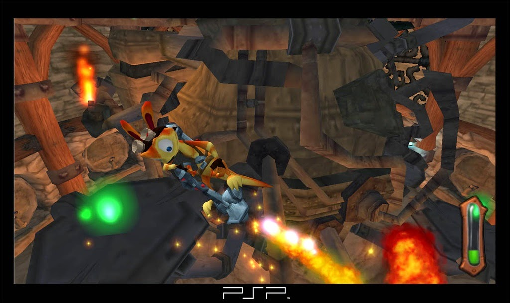 Daxter PSP game Review