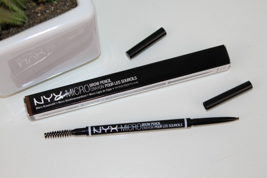 Nyx Micro Brow Pencil Review And Photos Pink Paradise Beauty