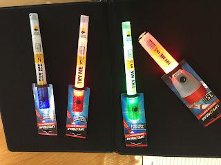 Flashlight for CVI kids