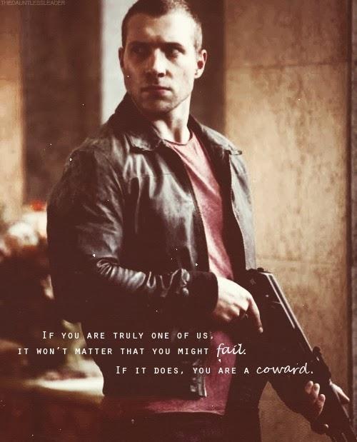 Divergent, Veronica Roth | Quote Book