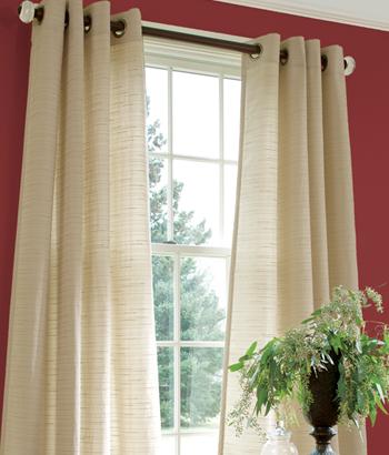 Modern Furniture Grommet Top Curtains Designs Ideas 2012