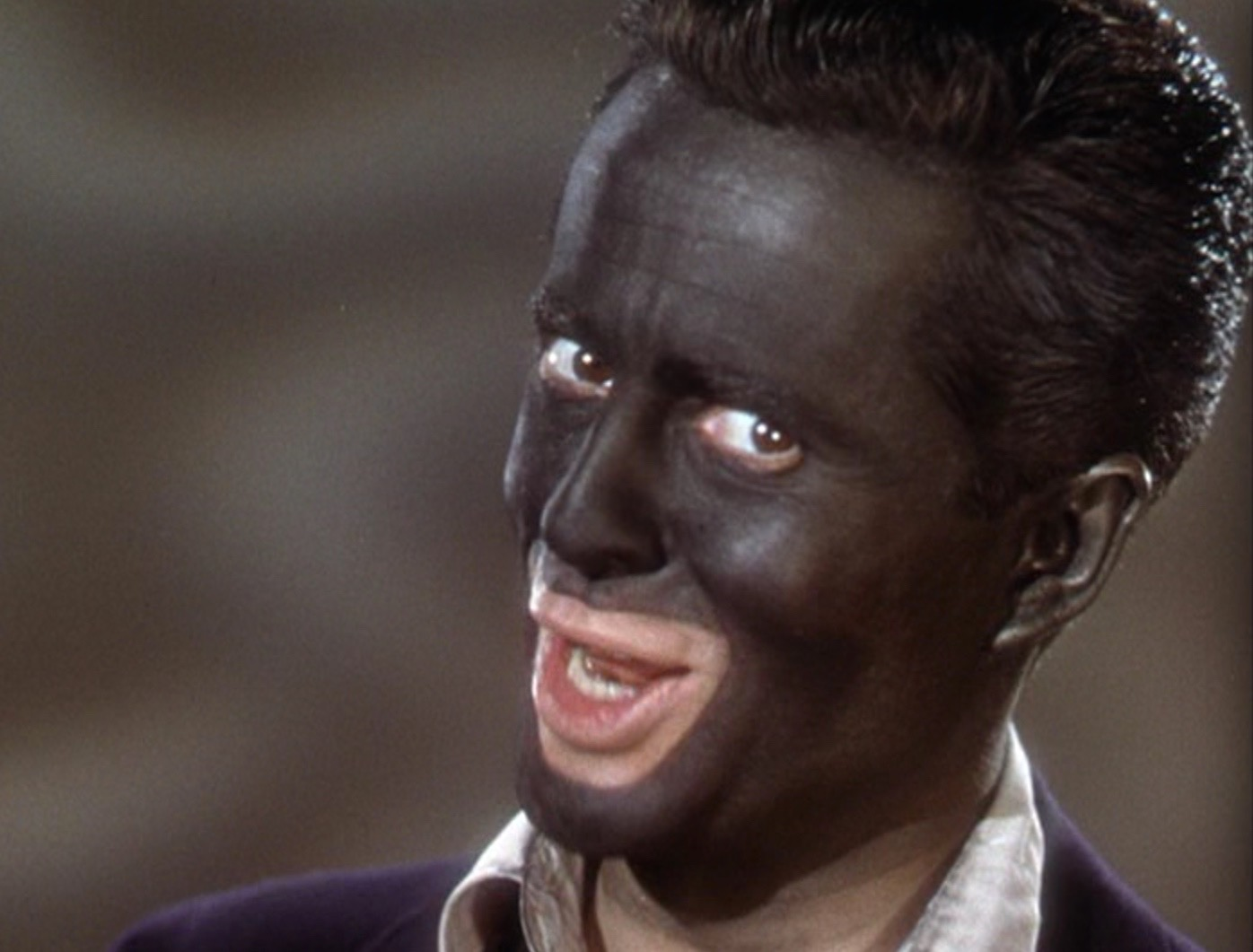 Image result for larry parks as al jolson