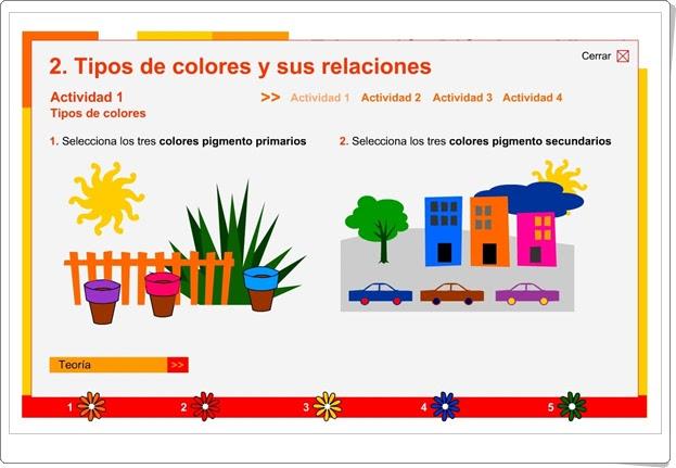 El color (Educación Plástica de Secundaria)