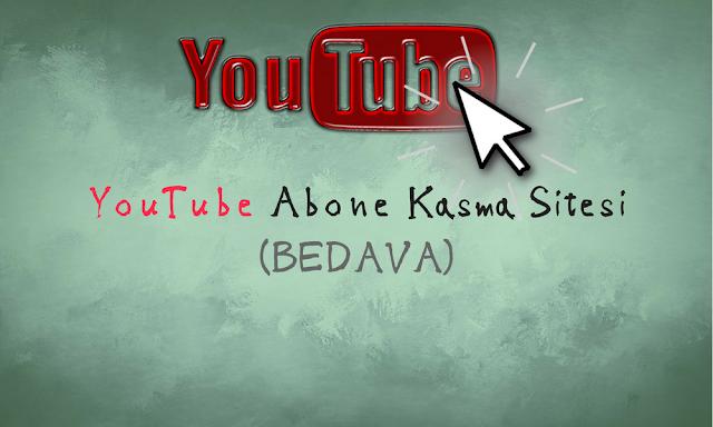Youtube Abone Kasma / İzlenme Arttırma