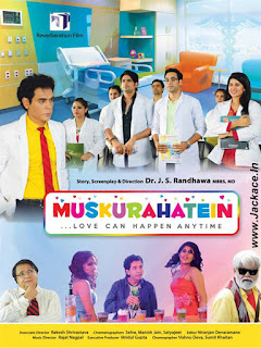 Muskurahate First Look Poster