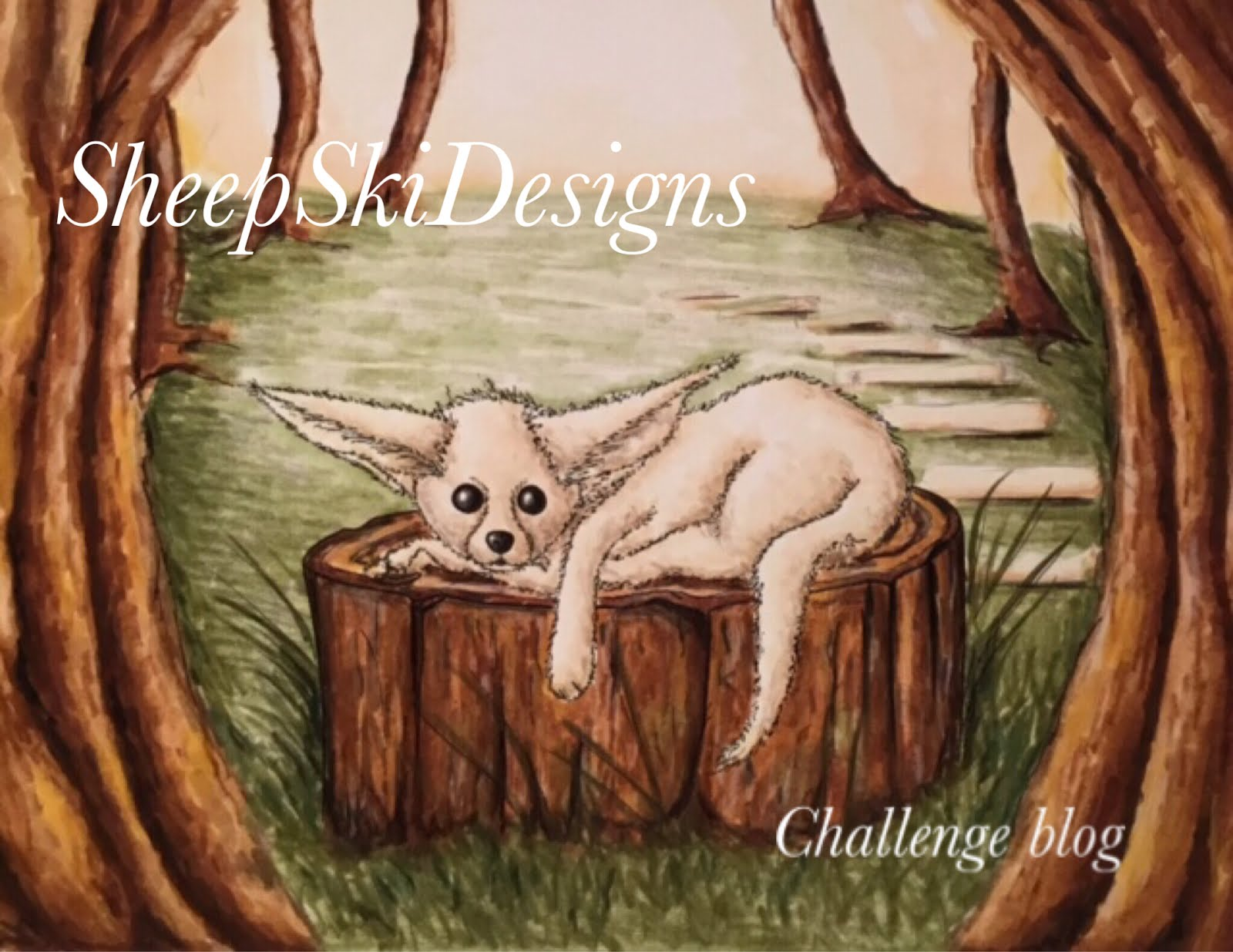 SheepSki-Designs-Callenges