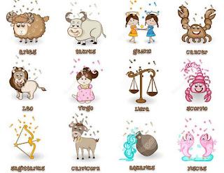 Gambar Kartun Zodiak Lucu Funny Zodiacs Wallpaper HD