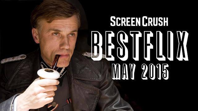 Cartel promocional de Malditos bastardos para Bestflix