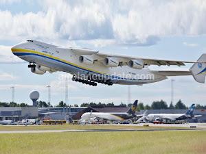 Antonov An-225 Mriya Specs, Engines, Weight, Cockpit, and Price