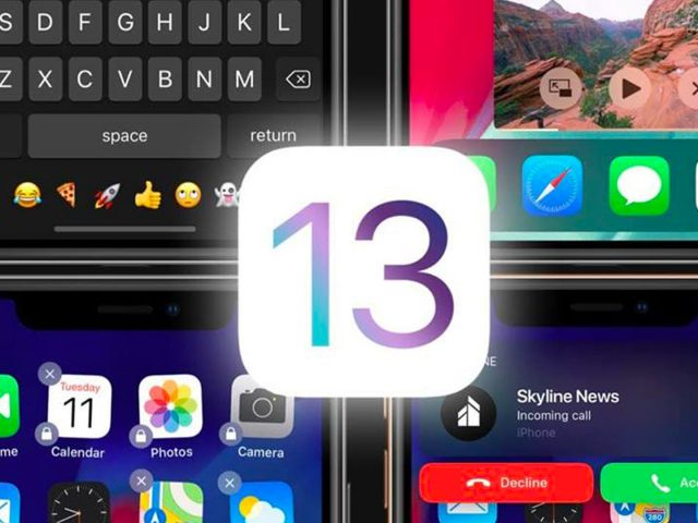 iOS 13, the next major update to Apple's mobile operating system to be unveiled on June 3 at WWDC 2019.