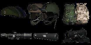 Arma3用スペイン軍MODの新しい装備