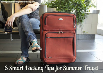 6 Smart Packing Tips for Summer Travel
