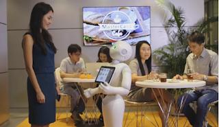 Robot Berbentuk Manusia Akan Mendukung Google's Android Dengan RoboApps