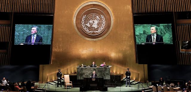 Macri: Estamos construyendo consensos para un desarrollo equitativo y sostenible