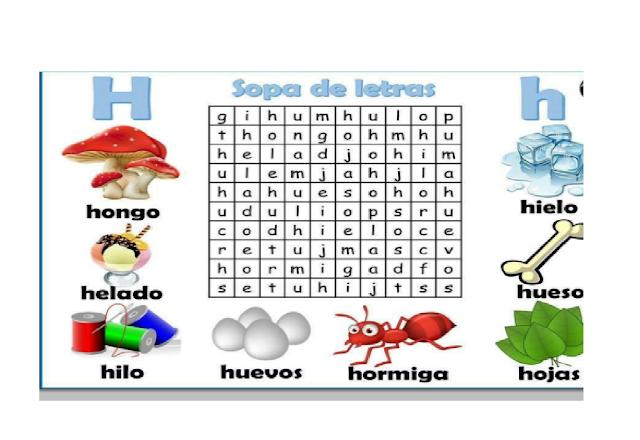 abecedario,primaria,niños,juegos,dinamicas
