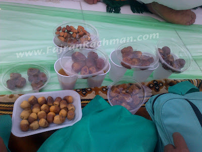 Umroh Ramadhan Menu Buka Puasa