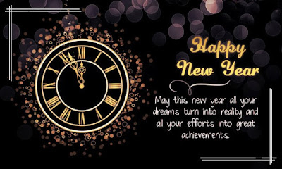 Happy New Year Messages 2017 in English for Friends