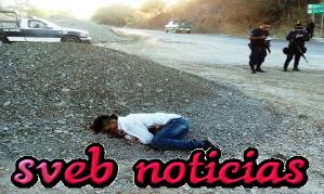 Hallan ejecutado a joven taxista en Tierra Colorada de Guerrero