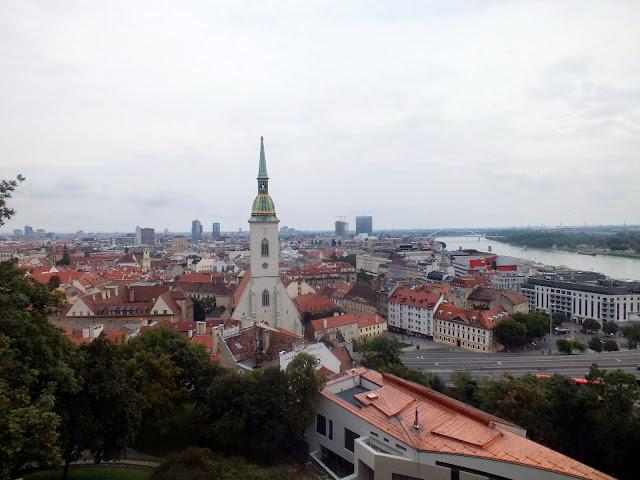 10 visitas imprescindibles para conocer Bratislava