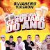 Cd Ao Vivo Gigante Crocodilo Prime - Via Show 01-01-2019  Djs Gordo e Dinho