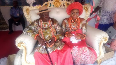 So sad! Ex-Gov James Ibori's Billionaire brother Dies 4 months after marrying a young wife