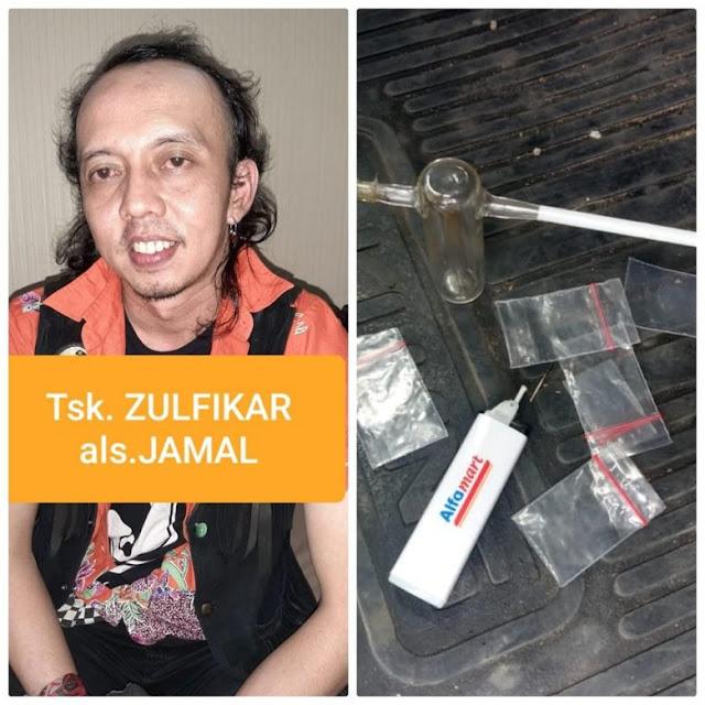 Ini Kondisi Jamal 'Preman Pensiun' Setelah Ditangkap karena Sabu