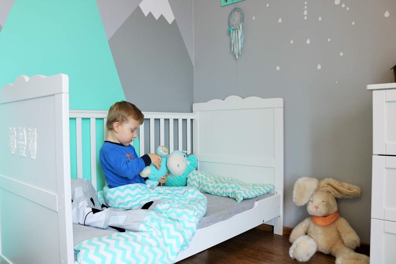co zrobić gdy dziecko nie chce spać