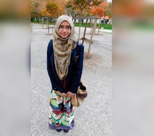 Pelajar malaysia Nurshakinah hilang di paris