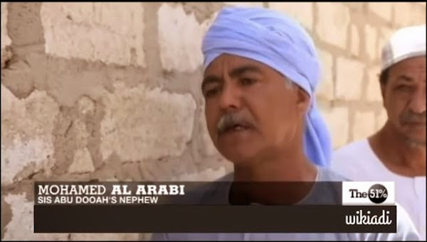 Sisa Abu Dooah's nephew