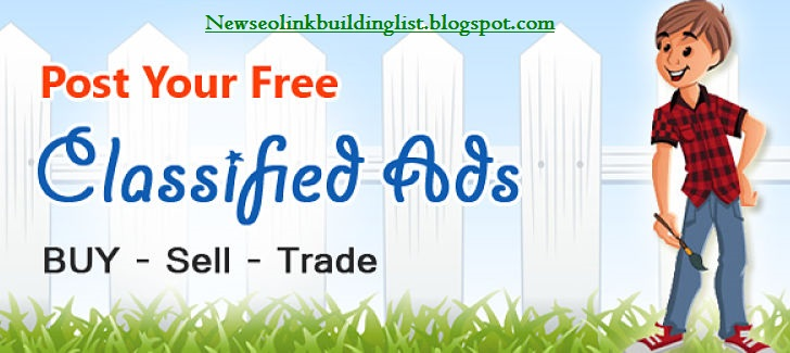 New free classifieds